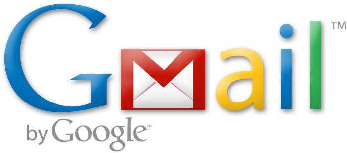 Logotipo de GMail, el correo de Google