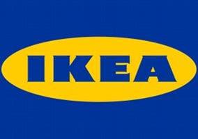 Logo de la empresa sueca de muebles Ikea