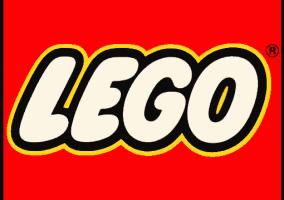 Logo de la empresa fabricante de bloques de construcción LEGO