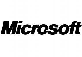 Logo del gigante del software Microsoft