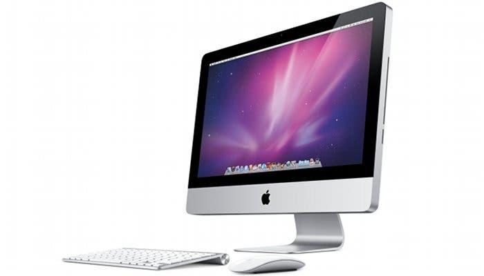 Ordenador de sobremesa iMac de Apple