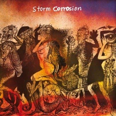 Arte del nuevo proyecto de Mikael Åkerfeldt y Steven Wilson