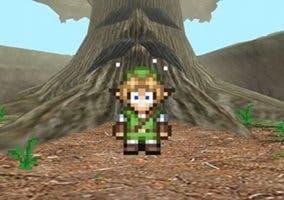 Captura de Zelda: The Musical