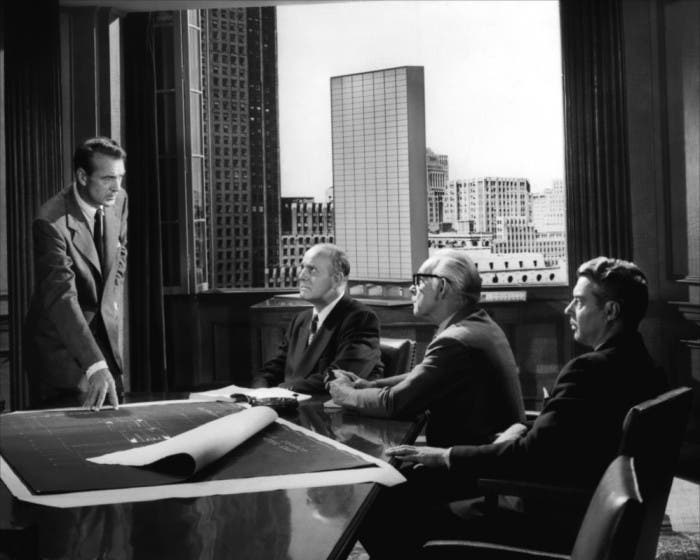 Arquitecto Howard Roark Gary Cooper