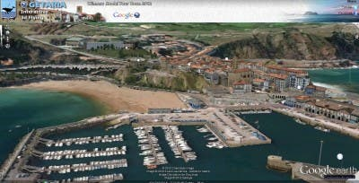 Google Model Your Town 2012: Getaria vence y convence