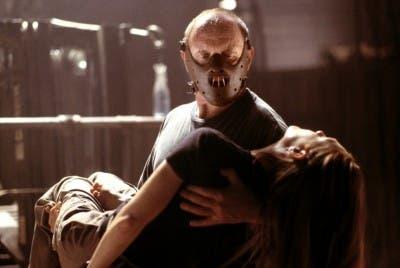El caníbal Anthony Hopkins