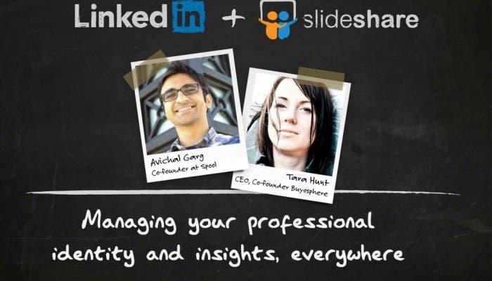 Linkedin compra SlideShare