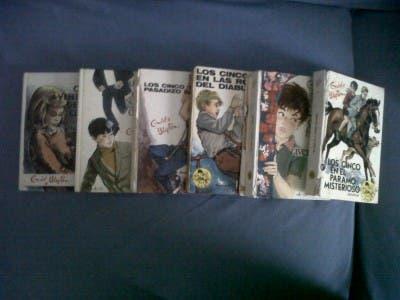 Libros Enid Blyton