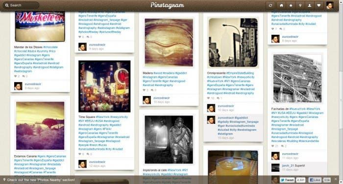 Imagen Pinstagram Web Instagram