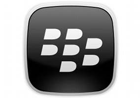 Logo de los dispositivos BlackBerry