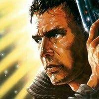 Captura del cartel de la película Blade Runner