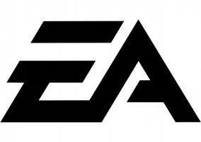 Logo de la compañía de videojuegos EA