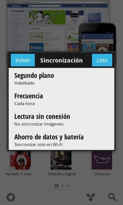 Google Current Configuracion