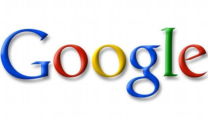 Logo del gigante de Internet Google