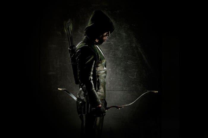 Arrow con Stephen Amell