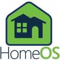 Logo del HomeOS de Microsoft