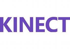 Logo de Kinect, el sistema de control de movimiento de Microsoft