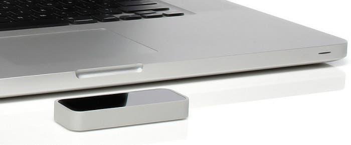 Comparación del Leap motion con un MacBook pro