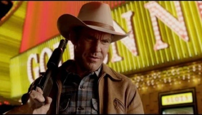 Dennis Quaid en Vegas