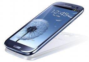 El nuevo smartphone Samsung Galaxy S III