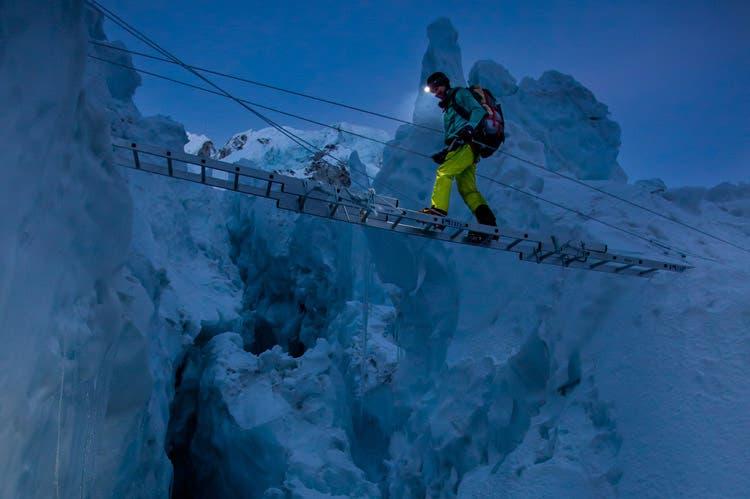 Foto De Expedición De NatGeo En El Everest