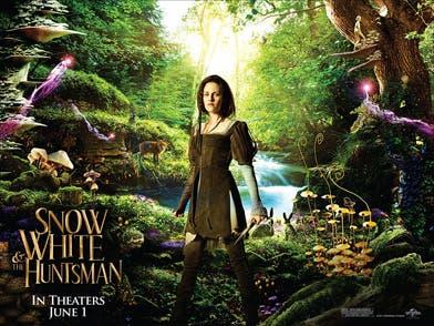 Kristen Stewart en Blancanieves y el cazador