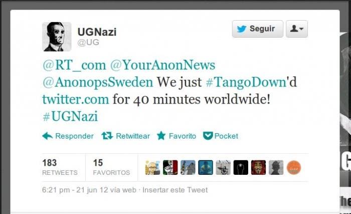 Hacker Reconocen Ataque A Twitter