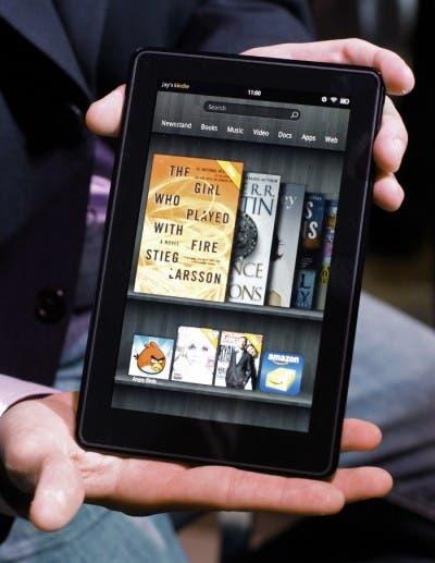 Imagen del Kindle Fire