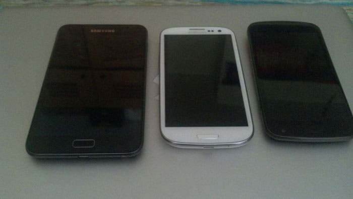 Hemos probado el Samsung Galaxy S III y estas son nuestras impresiones