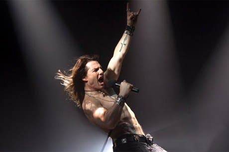Rock of ages Tom Cruise