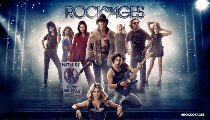 Rock of ages cartel oficial