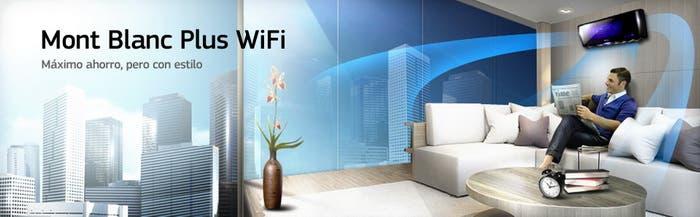 Samsung climatizador WiFi