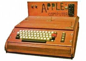 Imagen de un ordenador Apple I, como el que se ha subastado por 375.00 dólares