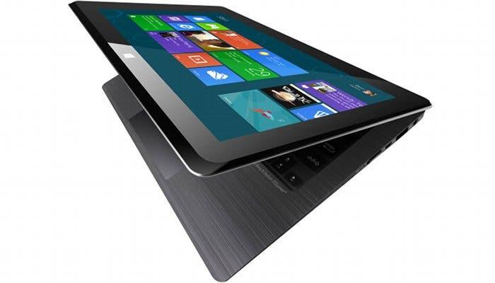 ASUS TAICHI, el portátil con una pantalla extra en su carcasa exterior