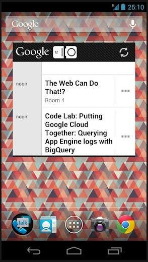 Caputa De Pantalla De Google I/O En Google Play