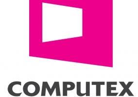 La feria de electrónica e informática de Asia