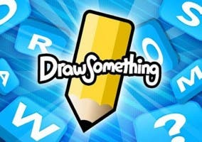 Logo del juego de dibujo Draw Something