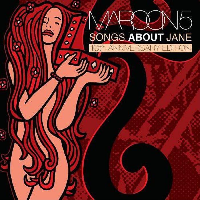 Song About Jane disco de Maroon 5