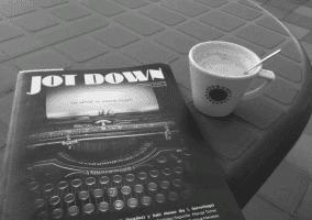 jot down magazine