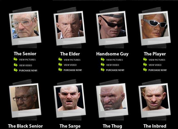 Las máscaras de las que se están aprovechando