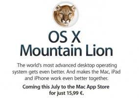 El nuevo sistema operativo de Mac muy cerca del iPad