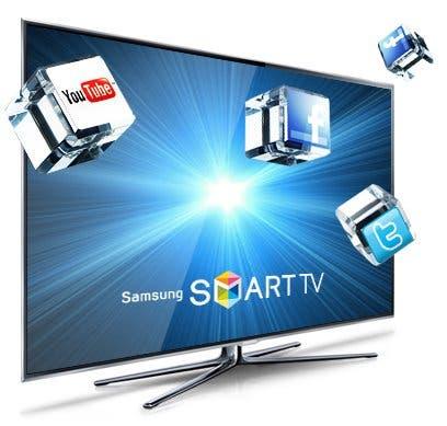 Televisión Inteligente de Samsung
