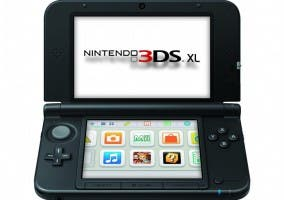 Imagen de una Nintendo 3DS XL