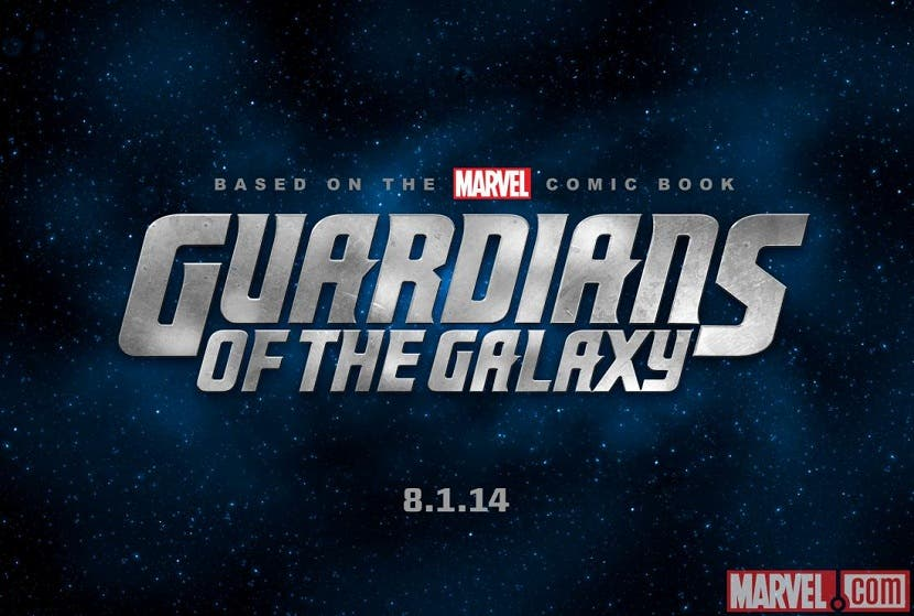 Presentación de Guardian of the Galaxy en Comic-Con por Marvel