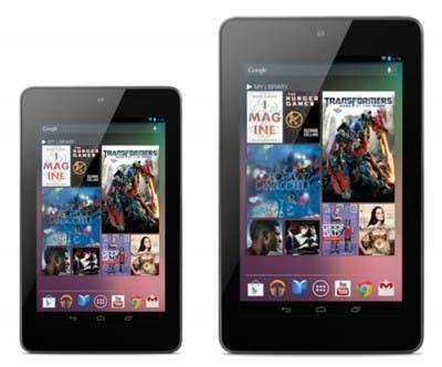 El Google Nexus 10, hermano mayor del Nexus 7, puede estar cociéndose