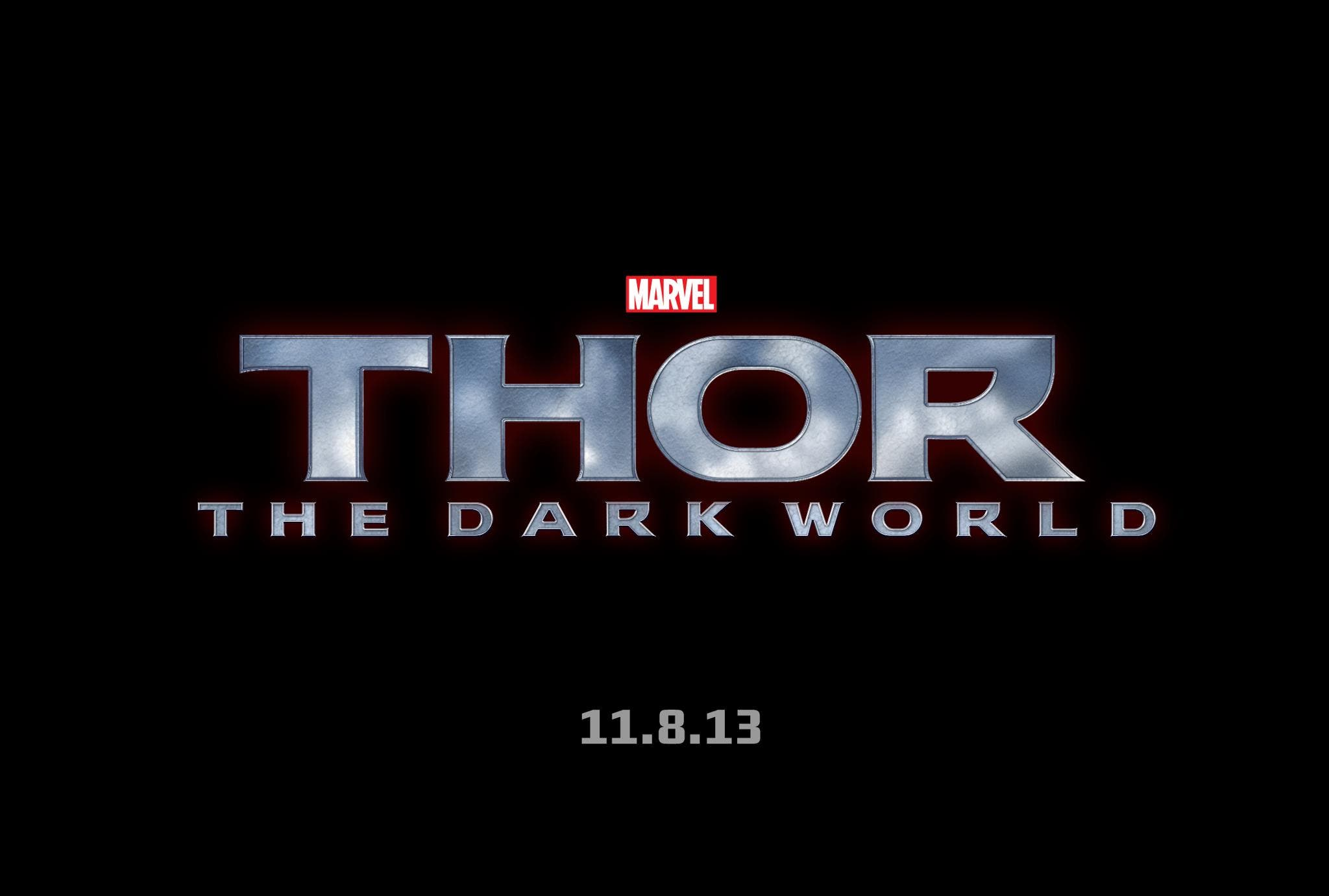 Estreno previsto por Marvel para Thor: The Dark World