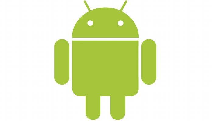 Logo del sistema operativo móvil Android