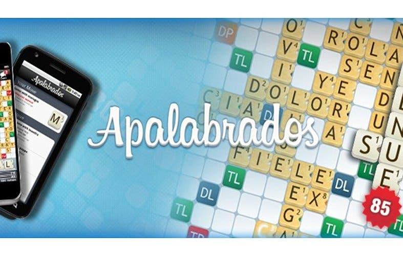 Logo del juego para smartphones Apalabrados