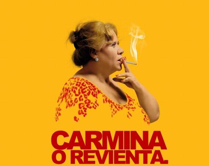 Carmina o revienta la película debut de Paco León