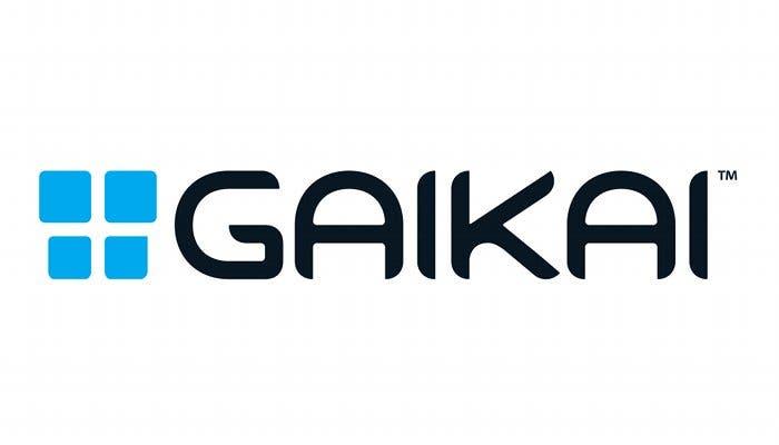 Logo de la empresa de videojuegos en streaming Gaikai